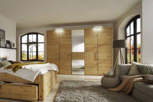 Gloria von Gomab - Schlafzimmer-Set Kiefer