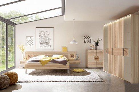 Mira von Thielemeyer - Schlafzimmer-Set Strukturesche