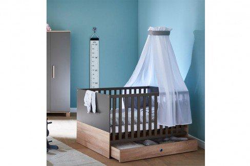 Cloe von Arthur Berndt - 3-teilige Babyzimmerkombination