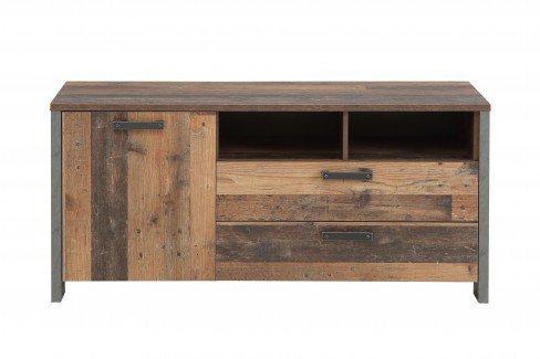 Clif von Forte - Wohnwand old-wood