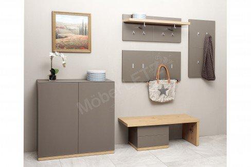 Cade von Bienenmühle - Garderobe 01 Wildeiche/ granit