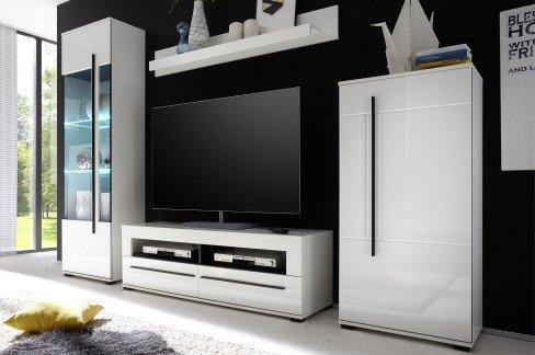 Cantara von IMV Steinheim - Lowboard 5W iX 90 30 in Weiß
