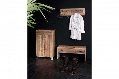 Garderobe von Sprenger Möbel - Diele aus Sumpfeiche