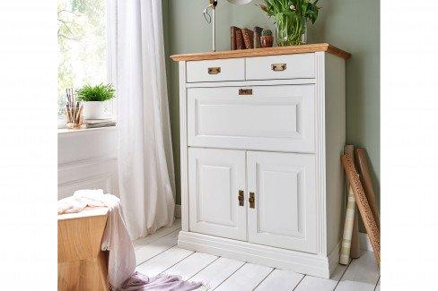 Nordic Home von Gomab - Sideboard champagner/ Wildeiche