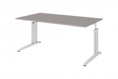 start.now von Röhr-Bush - elektrisch verstellbarer Schreibtisch