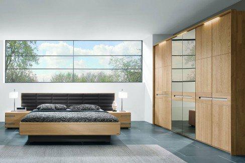 Casa von Thielemeyer - Schlafzimmer-Set Eiche Treibholz