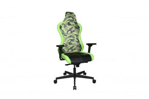 Topstar Gaming Stuhl Sitness RS Sport Plus in Grün | Möbel Letz Ihr Online Shop