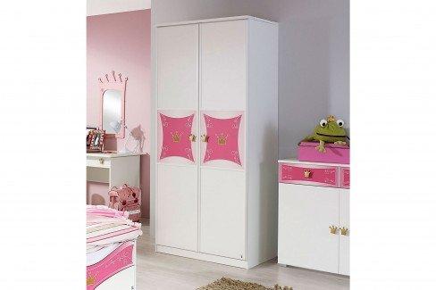 Kate von Rauch Orange - Kommode weiß - rosa