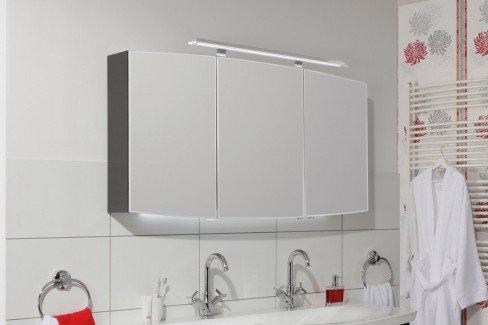 Classic Line von puris - Waschtisch-Set anthrazit Hochglanz