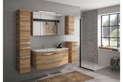Fokus 4030 von Pelipal - Badezimmer in Weiß Hochglanz