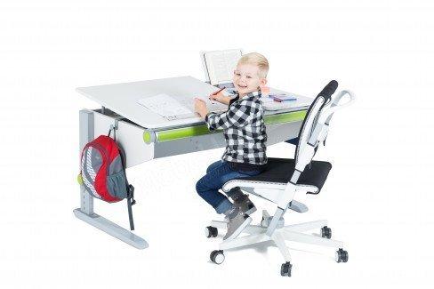 Winner von moll - Schreibtisch weiß mit Höhenverstellung
