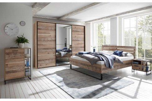 Roof von POL Power - Schlafzimmer-Set 4-teilig Used-Style