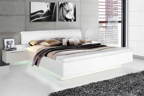 Starlet Plus von Forte - Schlafzimmer-Set weiß