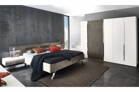 Zano von Thielemeyer - Schlafzimmer-Set: Schrank & Bettanlage