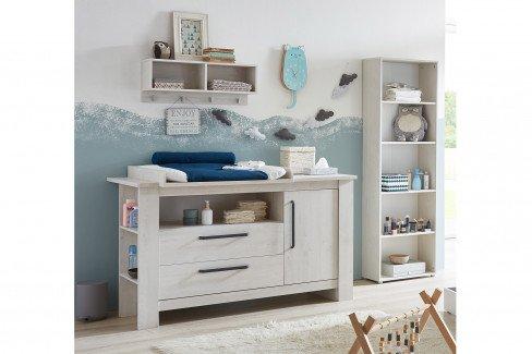 Til von Arthur Berndt - Kombi-Kleiderschrank Nordic Wood