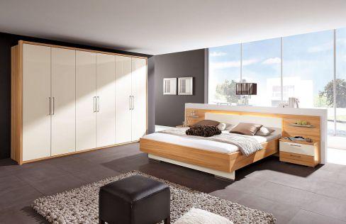 Denver von nolte delbr ck schlafzimmer creme nuss 1 nanopics bilder - Schlafzimmer von nolte ...
