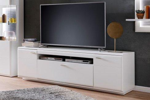 Amora von MCA - Highboard AMO83T05 weiß matt