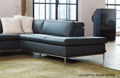 ledersofa avenue von ewald schillig polsterm bel m bel letz ihr online shop. Black Bedroom Furniture Sets. Home Design Ideas