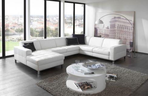 poco perugia wohnlandschaft in wei m bel letz ihr online shop. Black Bedroom Furniture Sets. Home Design Ideas