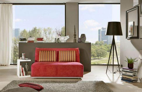 larry von nehl schlafsofa dunkelrot. Black Bedroom Furniture Sets. Home Design Ideas