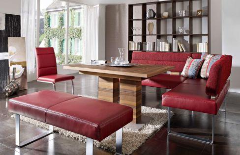 silaxx eckbank divario von k w polsterm bel m bel letz. Black Bedroom Furniture Sets. Home Design Ideas