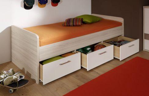 priess kojenliege riva akazie wei m bel letz ihr online shop. Black Bedroom Furniture Sets. Home Design Ideas