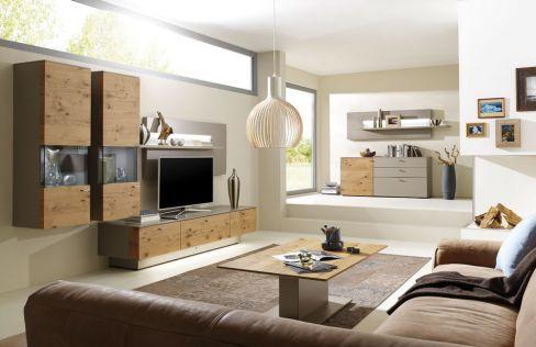 wohnwand vione lina vn112 von gwinner m bel letz ihr online shop. Black Bedroom Furniture Sets. Home Design Ideas