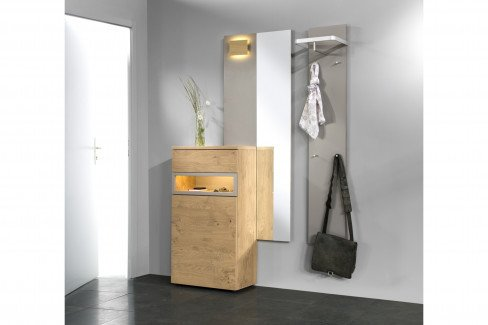 garderobe fox 09 von sudbrock m bel letz ihr online shop. Black Bedroom Furniture Sets. Home Design Ideas