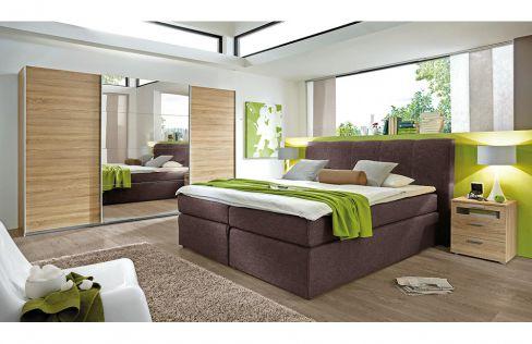boxspringbett heaven lilly in braun von jockenh fer. Black Bedroom Furniture Sets. Home Design Ideas