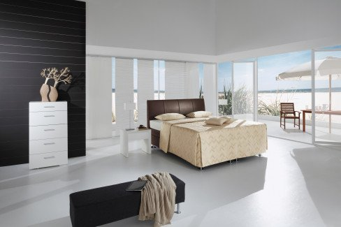 ruf modell veronesse boxspringbett braun m bel letz. Black Bedroom Furniture Sets. Home Design Ideas