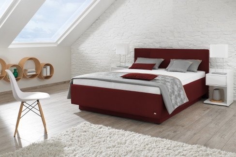 polsterbett composium von ruf in terrakotta m bel letz ihr online shop. Black Bedroom Furniture Sets. Home Design Ideas