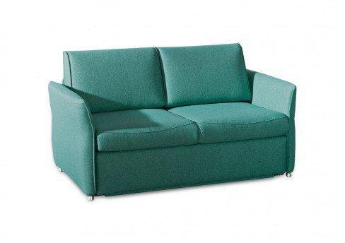 restyl bonnie schlafsofa in t rkis mit verstellbaren. Black Bedroom Furniture Sets. Home Design Ideas