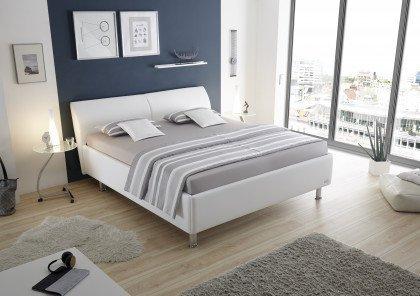 Casa von Ruf Betten - Boxspringbett KTR-K in Komforthöhe weiß