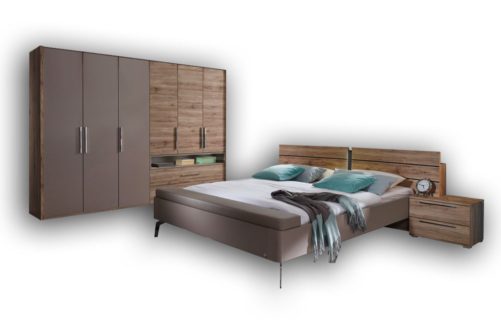 rauch manila eiche fango matt m bel letz ihr online shop. Black Bedroom Furniture Sets. Home Design Ideas