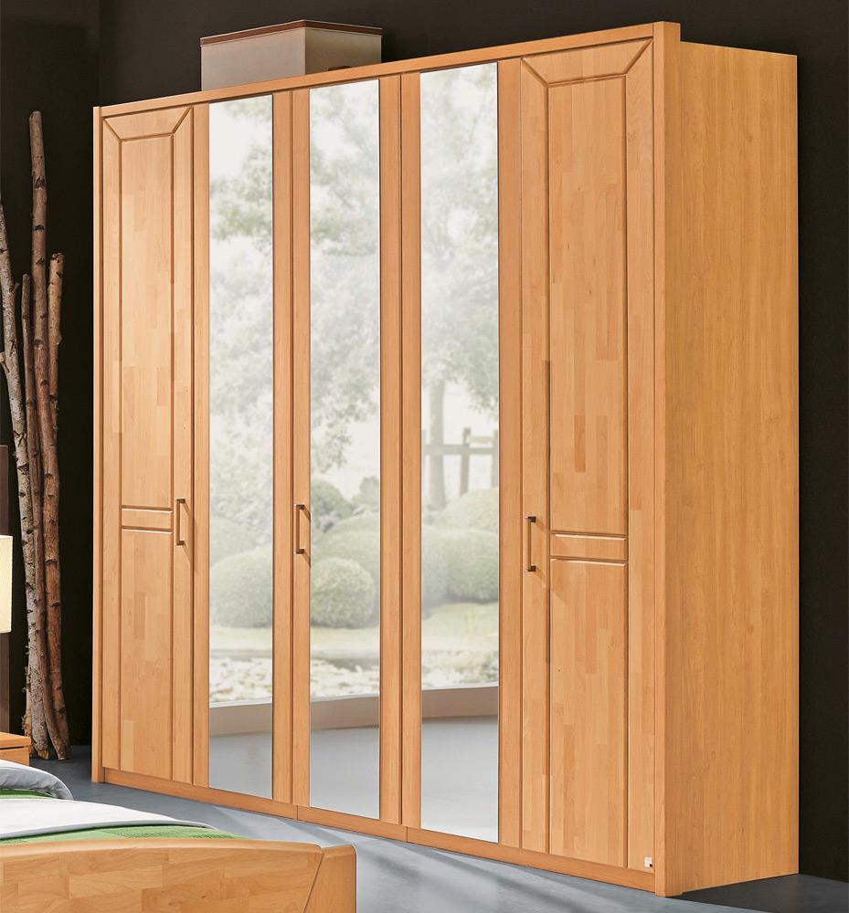 rauch silvana erle natur teilmassiv m bel letz ihr online shop. Black Bedroom Furniture Sets. Home Design Ideas