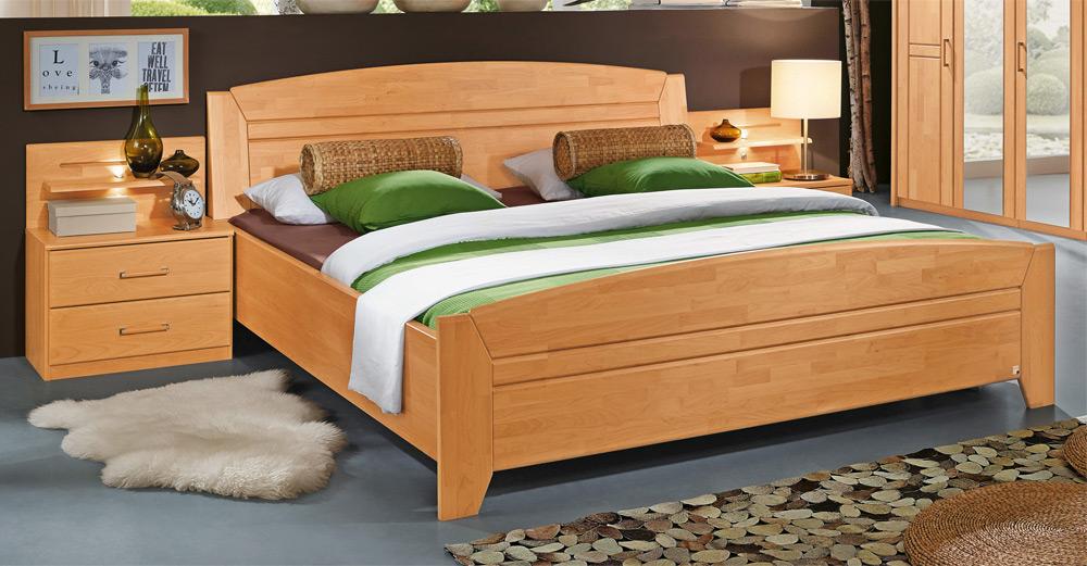 rauch silvana erle natur teilmassiv m bel letz ihr. Black Bedroom Furniture Sets. Home Design Ideas