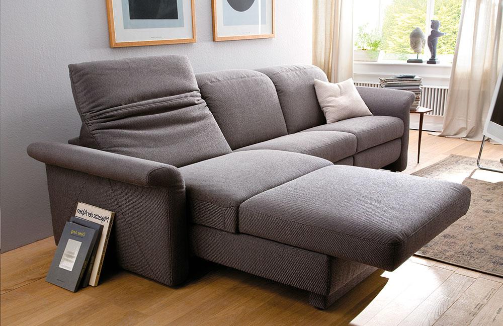 casada polstergarnitur claude grau m bel letz ihr online shop. Black Bedroom Furniture Sets. Home Design Ideas