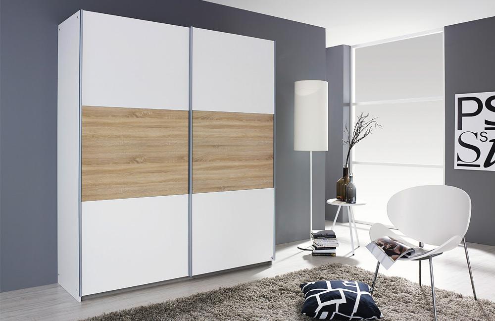 rauch pack s schweber wei lavagrau m bel letz ihr online shop. Black Bedroom Furniture Sets. Home Design Ideas