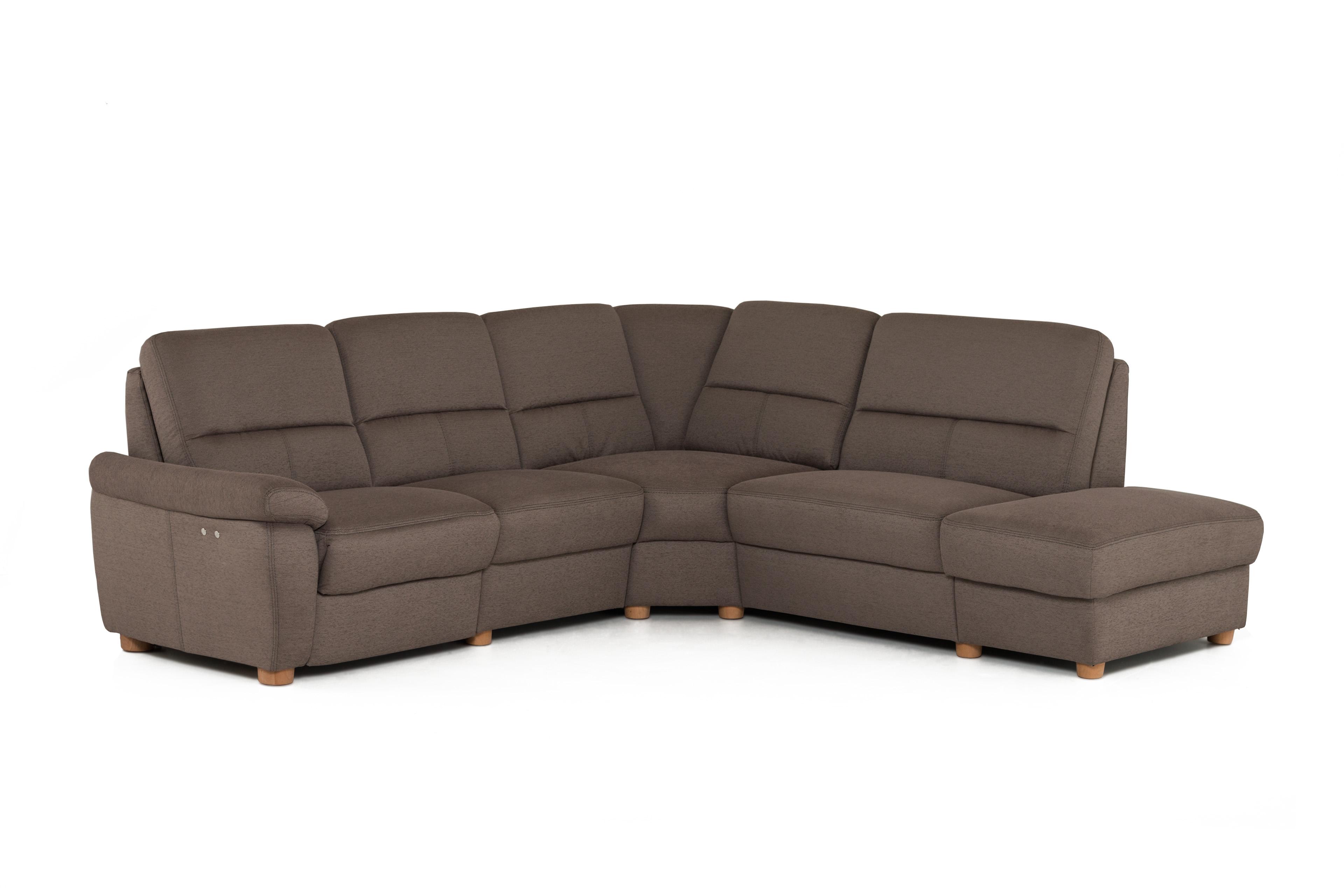 polstergarnitur braun dreamer 5003 von arco m bel letz. Black Bedroom Furniture Sets. Home Design Ideas