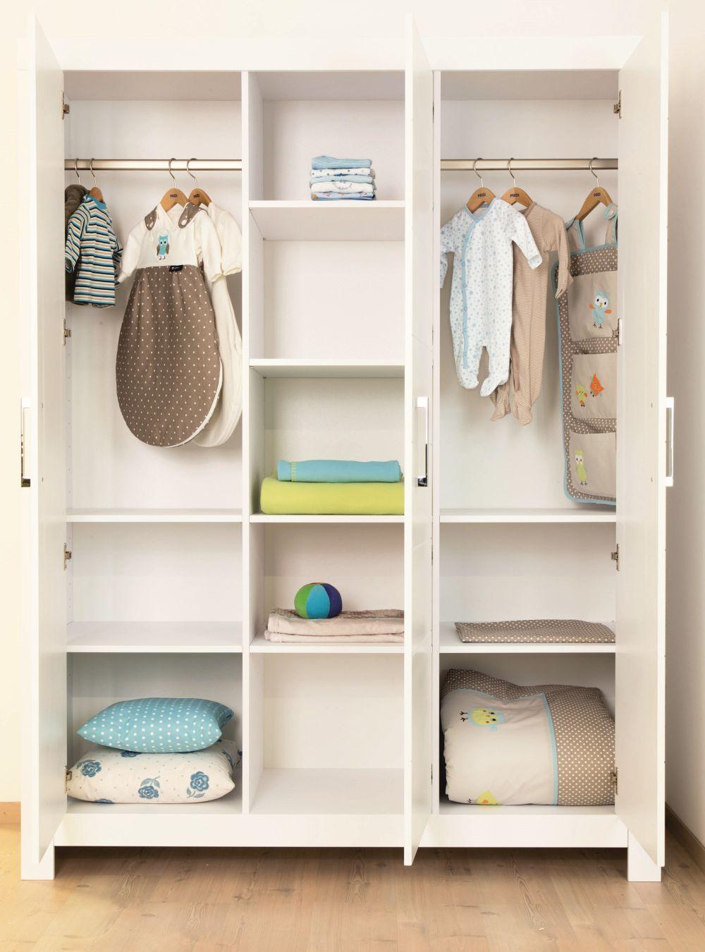 Kinderzimmer Fiona Von Paidi Weiss Mit Kassettenoptik Kinderzimmer