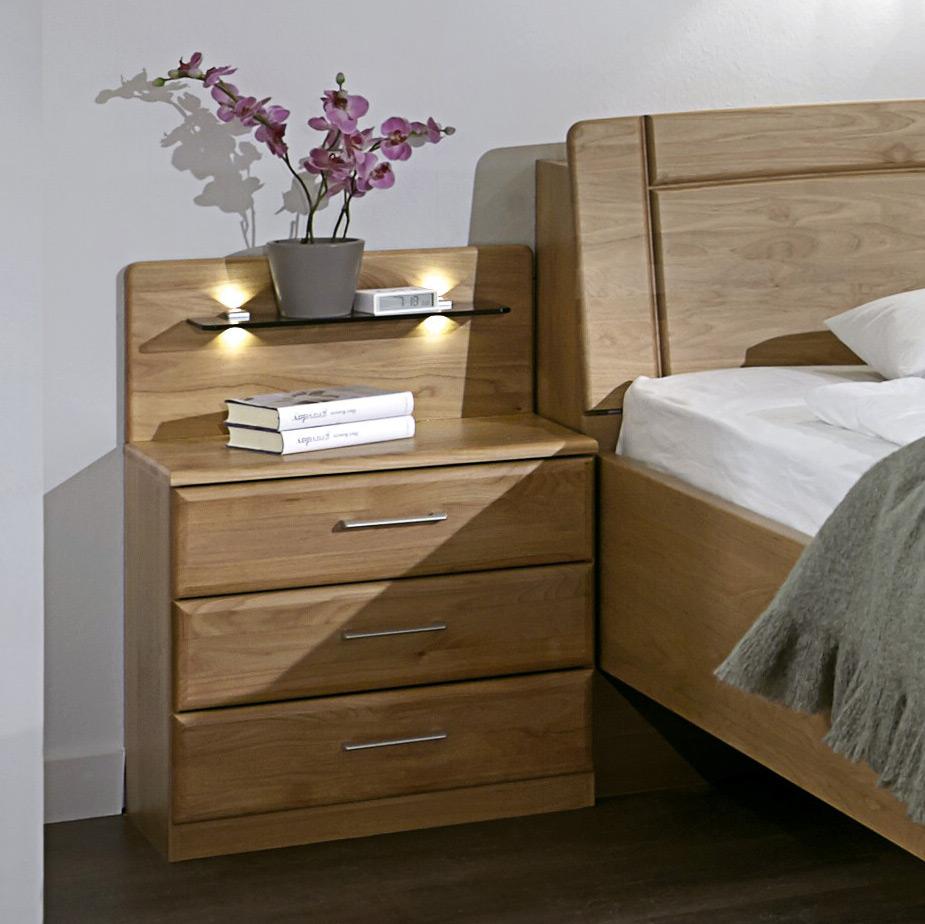 Schrank Erle Teilmassiv Wohnzimmerschrank Schlafzimmer Gebraucht