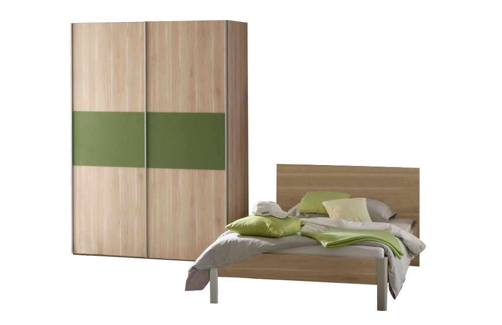 jugendzimmer enduro plus von prenneis in apfelbaum gr n. Black Bedroom Furniture Sets. Home Design Ideas