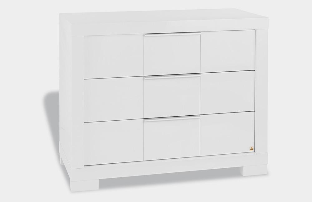 pinolino star babyzimmer hochglanz wei m bel letz ihr. Black Bedroom Furniture Sets. Home Design Ideas
