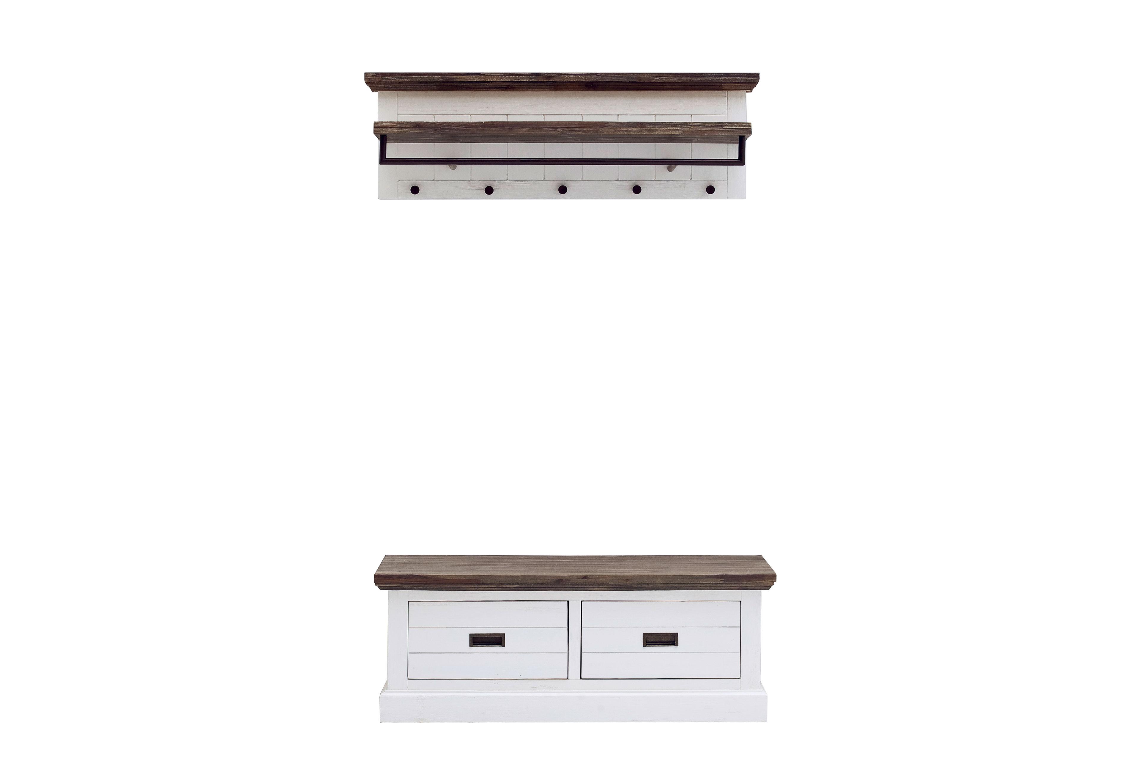 garderobe gomera gesine gom07k04 mca furniture m bel letz ihr online shop. Black Bedroom Furniture Sets. Home Design Ideas