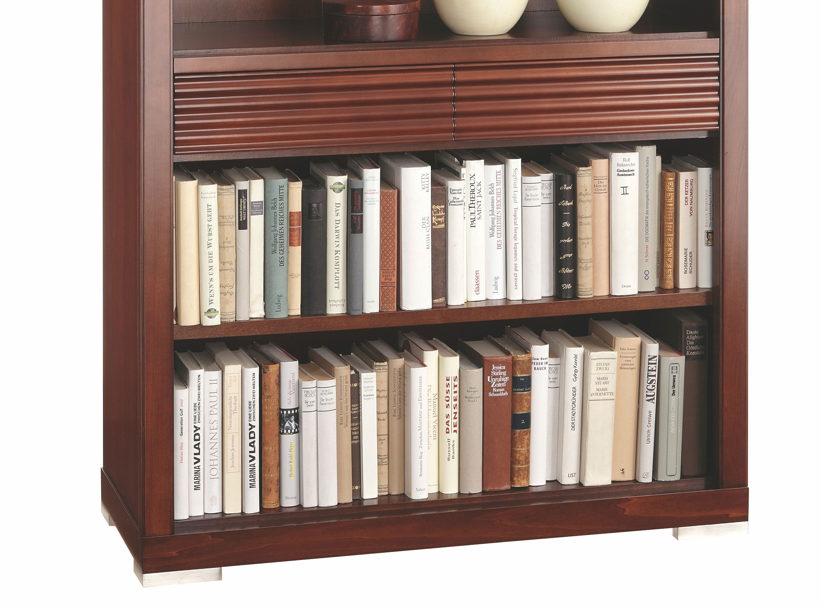 b cherregal 8233 luna von selva m bel letz ihr online shop. Black Bedroom Furniture Sets. Home Design Ideas
