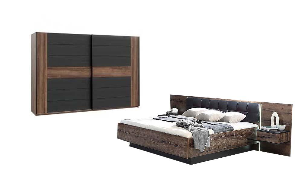 forte bellevue schlafzimmer eiche m bel letz ihr online shop. Black Bedroom Furniture Sets. Home Design Ideas