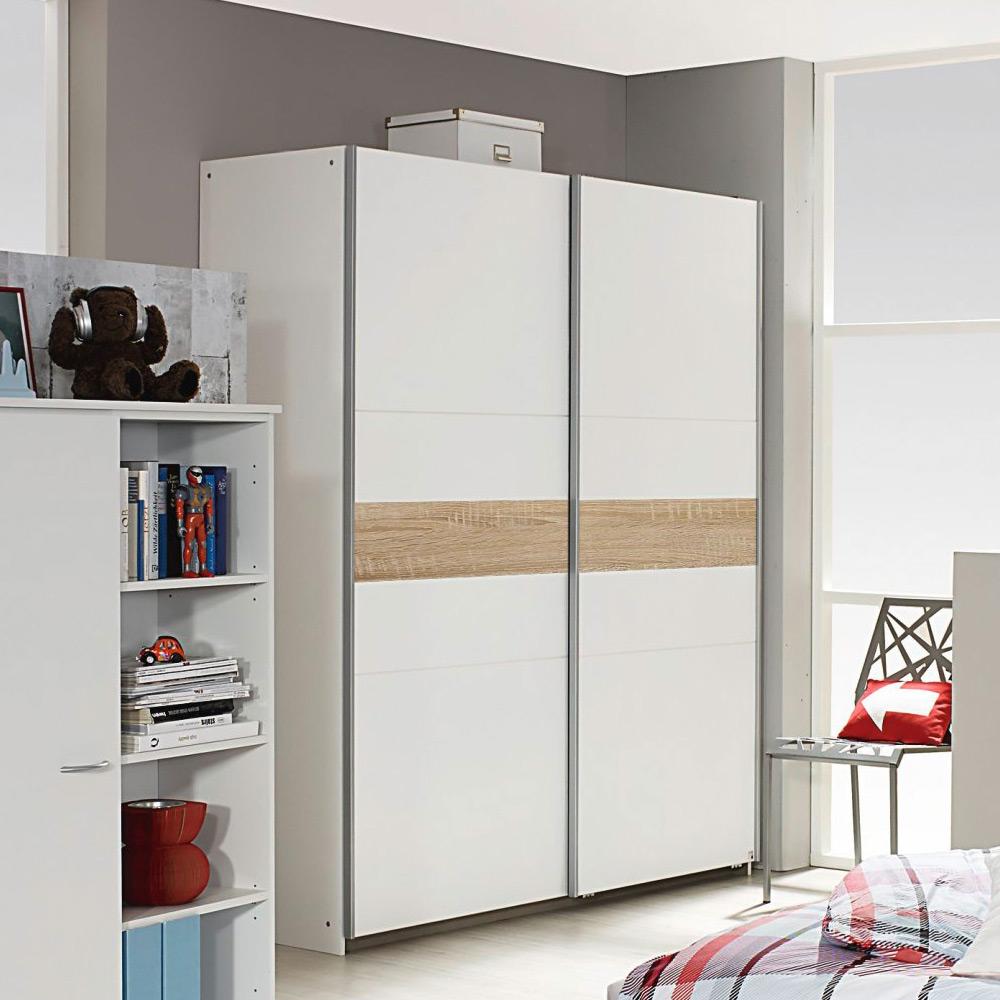 jugendzimmer noosa von rauch in wei eiche m bel letz ihr online shop. Black Bedroom Furniture Sets. Home Design Ideas