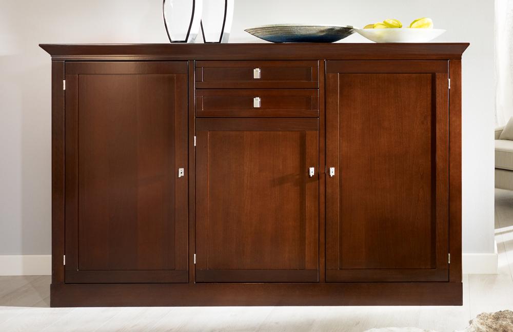 anrichte nusbaum antik kreative ideen f r. Black Bedroom Furniture Sets. Home Design Ideas