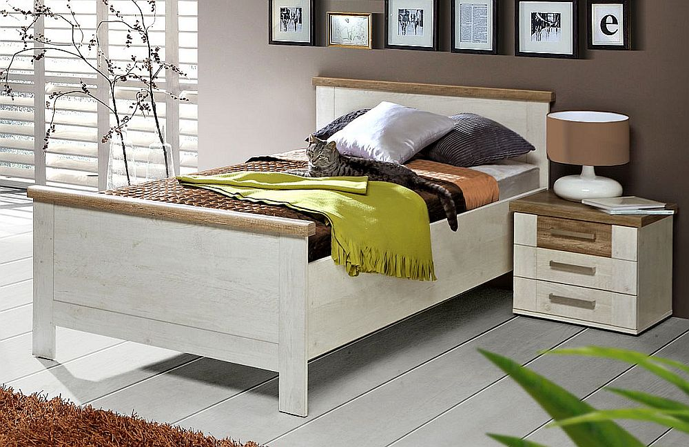 forte duro schlafzimmer pinie wei m bel letz ihr online shop. Black Bedroom Furniture Sets. Home Design Ideas