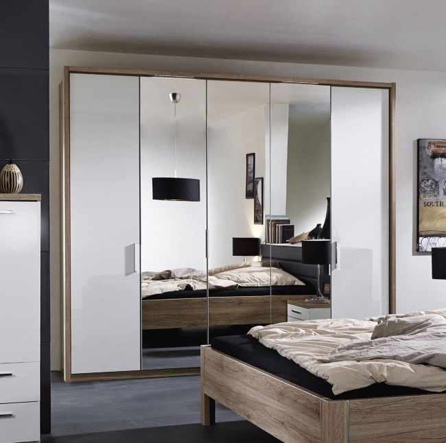schlafzimmer nice4home von rauch m bel letz ihr online shop. Black Bedroom Furniture Sets. Home Design Ideas